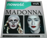 MADAME X - POLAND IN-STORE PROMO DISPLAY CARD POSTER